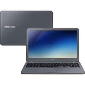 "Notebook Samsung Expert X30 Intel Core I5 Quad-core 8GB 1TB Tela LED HD 15.6"" Windows 10 Home - Cinza"