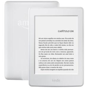 E-Reader Kindle Paperwhite, Wi-Fi, 4GB Branco AO0504