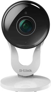 Câmera de segurança, Full-HD , Wi-Fi com Visão Noturna, slot para cartão SD, D-link, DCS-8300LH