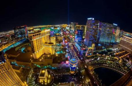 Pacote de Viagem Las Vegas - 2023 - Aéreo + Hospedagem 5 Diárias