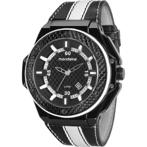 Relógio Masculino Mondaine Analógico Fashion 76487gpmvph1 com Calendário