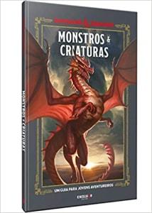 Livro Dungeons & Dragons: Monstros E Criaturas - Andrew Zub Jim / King Stacy / Wheeler (Capa Dura)