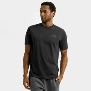 Camiseta Under Armour Left Chest Lockup Masculina - Somente o M 60fa5e4f9e21f