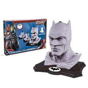 Quebra-Cabeça 3D - 160 Peças - DC Comics - Batman - Grow