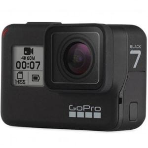 Câmera Digital GoPro Hero 7 Black 4K Preto CHDHX-701-LW