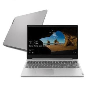 "Notebook Lenovo Ideapad S145 Celeron N4020 4GB SSD 128GB UHD Graphics 600 15.6"" - 81WT0006BR"