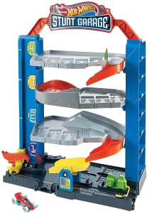 Hot Wheels City Garagem, Conjunto para Carros de Brinquedo