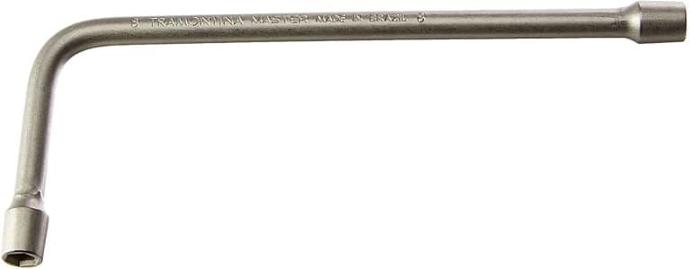 Chave Biela 8mm, Corpo Forjado Em Aço Especial, Abertura Da Boca Calibrada