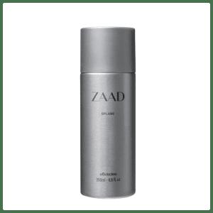 Body Splash Desodorante Côlonia Zaad 200ml