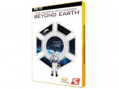 Civilization: Beyond Earth para PC - 2K Games - Magazine Ofertaesperta