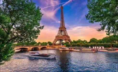 Pacote Paris + Museu do Louvre - 2022 e 2023 - Aéreo + Hospedagem + Ingresso