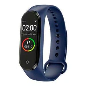 Relógio Smartwatch Midi Md-M4 Bluetooth - Azul