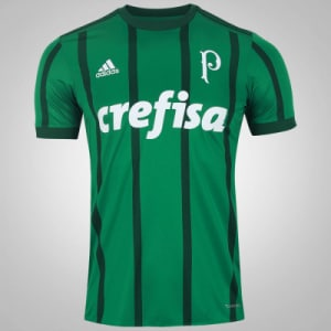 Camisa do Palmeiras I 2017 adidas - Masculina