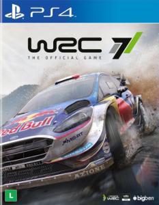 Jogo WRC 7 - PS4