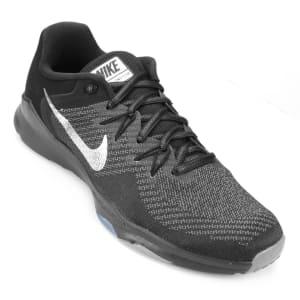Tênis Nike Zoom Condition TR 2 PRM Feminino - Preto e Cinza