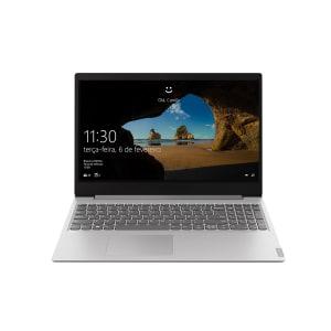 Notebook Lenovo AMD AMD Ryzen5-3500U 8GB HD 1TB Tela 15.6 Pol. Windows 10 S145 81V70004BR