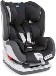 Cadeira Auto Seat Up 012 Jet Black Chicco - Preta