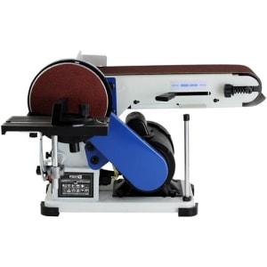 Lixadeira de Cinta Combinada Bancada 375W Bivolt-FORTGPRO-FG058