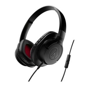 Headphone Audio-Technica ATH-AX1ISBK Preto
