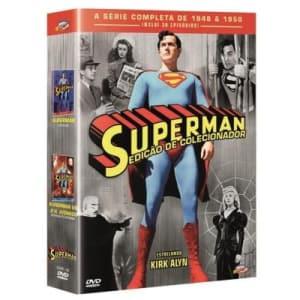 Box Coleção Superman (4 DVDs)