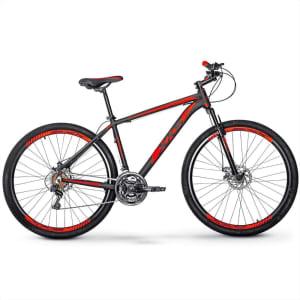 Bicicleta Xks Aro 29 Alumínio Freio à Disco 21v Quadro 21
