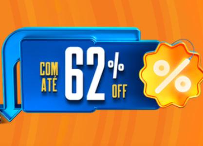Mega Day Kabum - Até 62% de Desconto!