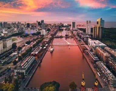 Buenos Aires - Segundo Semestre 2021 Aéreo + Hotel Com Café da Manhã (3º Lote)
