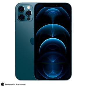 Confira ➤ iPhone 12 Pro 128GB Azul-Pácifico, com Tela de 6,1, 5G e Câmera Tripla de 12MP – MGMN3BZ/A ❤️ Preço em Promoção ou Cupom Promocional de Desconto da Oferta Pode Expirar No Site Oficial ⭐ Comprar Barato é Aqui!