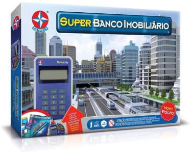 Jogo Super Banco Imobiliário - Estrela