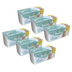 Kit de Lenços Umedecidos Pampers Fresh Clean - 576 Unidades