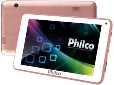 "Tablet Philco PTB7QRG 8GB 7"" Wi-Fi - Android 7.1.2 Nougat Quad Core - Magazine Ofertaesperta"