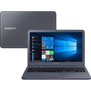 "Notebook Samsung Expert X20 8ª Intel Core I5 4GB 1TB LED Full HD 15,6"" W10"