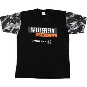 Camiseta Battlefield Hardline Gola Preta - Único