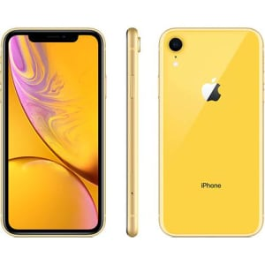 iPhone Xr 128GB Amarelo IOS12 4G + Wi-fi Câmera 12MP - Apple