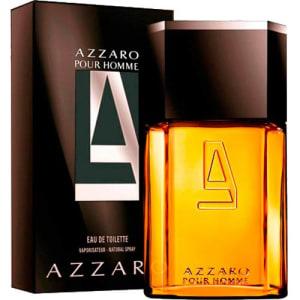 Azzaro Pour Homme Eau de Toillete Vapo Masculino 200ml