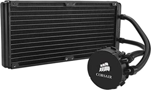 Water Cooler Hydro Series H110 Radiador 280Mm Cw-9060014-Ww, Corsair, 19453