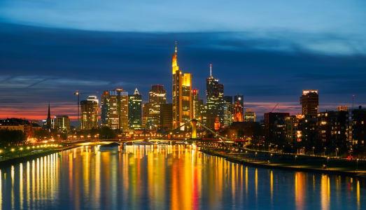 Passagens de Ida e Volta para Frankfurt saindo de Fortaleza