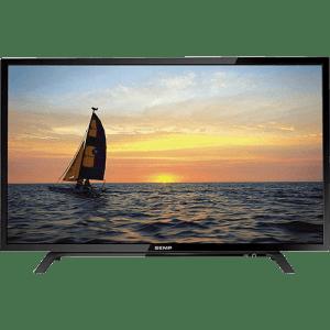 TV LED 32'' Semp Toshiba TCL 3253 HD com Conversor Digital 2 HDMI 1 USB 60Hz - Preta