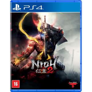 Game Nioh 2 - PS4
