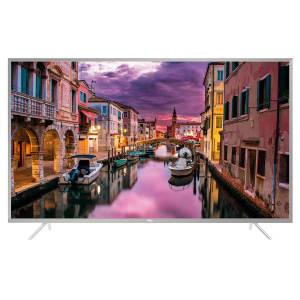 """Smart TV LED 49"""" Semp TCL 49P2US Ultra HD 4K 3 HDMI 2 USB Prata com Conversor Digital Integrado"""
