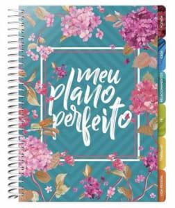 Livro - Meu plano perfeito (capa flores) - 3ª edição - Magazine Ofertaesperta