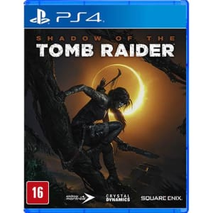Game - Shadow Of The Tomb Raider - PS4