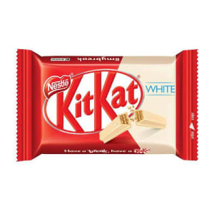 Chocolate Kit Kat Branco Nestlé 41,5g