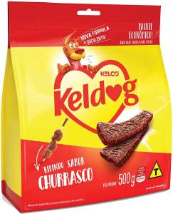 Bifinho Keldog Churrasco 500G