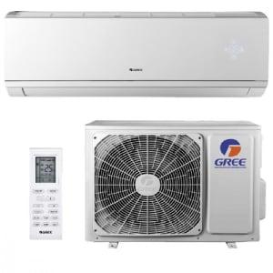 AR Condicionado Split HI Wall Gree Eco Garden Inverter 12000 Btus Frio Cb438n05700 - 220v