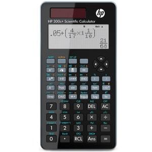 Calculadora Científica HP SmartCalc 300s+ Preto - NW277AA