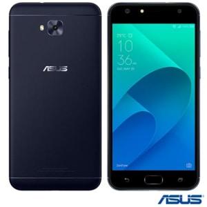 """Zenfone 4 Selfie Preto Asus, com Tela de 5,5"""", 4G, 64 GB, 4GB de Memória RAM e Câmera de 20+8 MP - ZD553KL4 - UXZD553KL4PTO"""