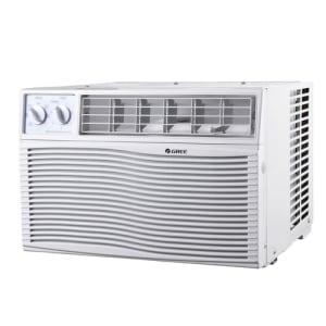 Ar Condicionado de Janela Mecânico Gree s/ Controle 7500 BTUs Frio 220V GJC07BK-D3NMND2A