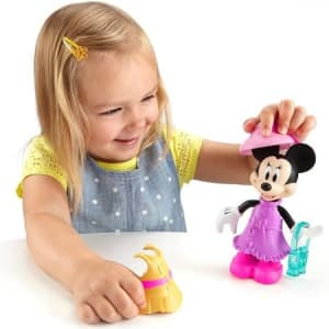 Boneca Fashion Minnie Sortida Mattel
