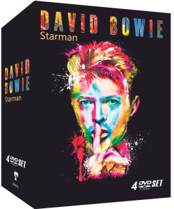 Box DVD - David Bowie: Starman
